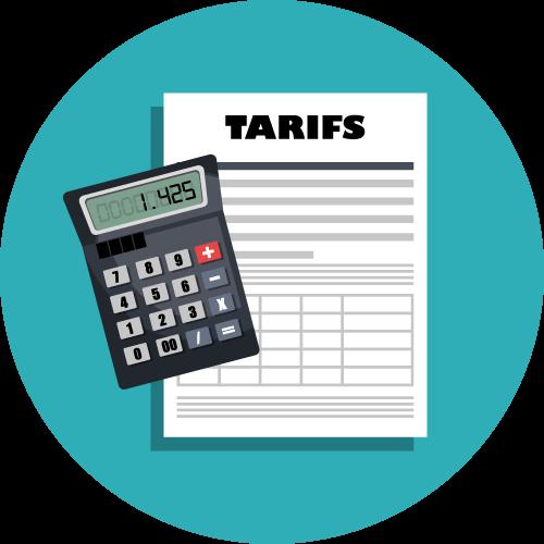 Gérer des tarifs clients dans ClicFacture