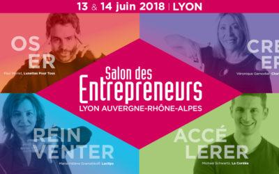 ClicFacture de retour au Salon des Entrepreneurs de Lyon