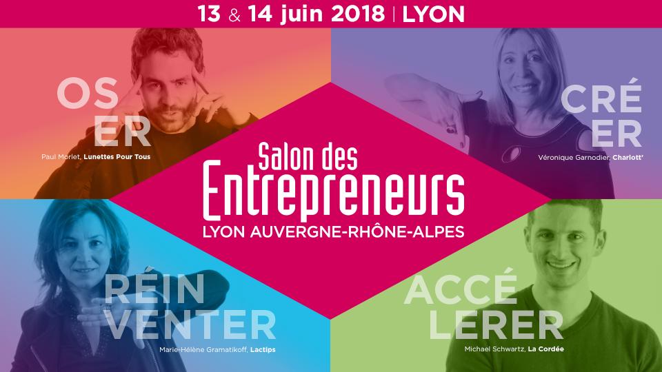 ClicFacture au Salon des entrepreneurs 2018